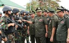 Trung Quốc tặng xe quân sự cho Campuchia trước tập trận chung