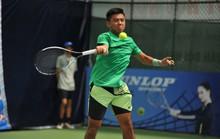Hoàng Nam bất ngờ bị loại bởi tay vợt vô danh