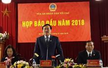 Chánh án TAND Tối Cao: Phiên tòa ông Đinh La Thăng có nhiều thành công