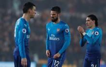 Arsenal nhận quả đắng trong ngày ra mắt tân binh