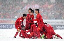 Cùng bình chọn để siêu phẩm trong tuyết của Quang Hải đẹp nhất U23 châu Á