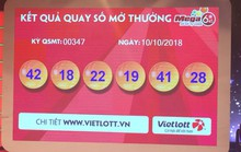 Vé số Vietlott ở Quảng Ninh trúng 66,62 tỉ đồng sau gần 2 tháng im ắng