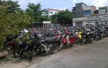Quá tải xe máy vô chủ ở TP HCM, Đồng Nai