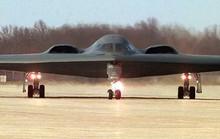 Mỹ điều máy bay ném bom tàng hình B-2 dằn mặt Trung Quốc