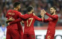 Chấp Ronaldo, Bồ Đào Nha thắng Ba Lan ở Nations League