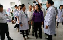 Bộ trưởng Bộ Y tế nhắc bài học cay đắng khi đến BV Nhi Đồng 2