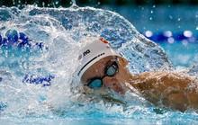 Rái cá sông Gianh Huy Hoàng bơi đến Olympic