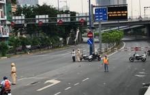 Đã xác minh ra chủ xe tải gây họa ở hầm sông Sài Gòn