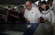 Bí thư Thành ủy TP HCM thăm người dân Thủ Thiêm