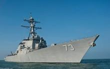 Hai cường quốc làm căng trên biển Đông