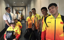 Vietnam Airlines dành thủ tục đặc biệt cho đoàn thể thao dự Asian Para Games 3