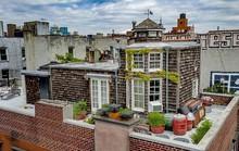 Ngôi nhà 81 tỉ đồng trên nóc chung cư có gì độc?