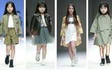 Mẫu nhí Việt sải bước trên sàn diễn thời trang thế giới
