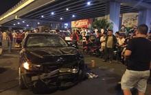 Vụ nữ tài xế lái BMW gây tai nạn Hàng Xanh: Đừng có đổ lỗi tại chiếc giày!