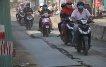Căng mắt đi qua đường Huỳnh Tấn Phát