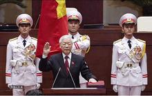 Nguyên thủ nhiều nước gửi điện mừng Tổng Bí thư, Chủ tịch nước Nguyễn Phú Trọng