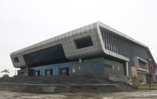 Cận cảnh bên trong nhà hát 117 tỉ đồng đắp chiếu ở Hà Nội