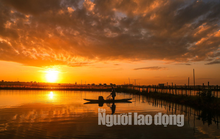 Một ngày trên phá Tam Giang