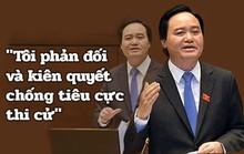 Lo cho Bộ trưởng Phùng Xuân Nhạ