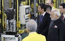 Nhật - Ấn gắn kết đối trọng Trung Quốc