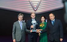 VinFast được vinh danh giải thưởng Ngôi sao mới tại Paris Motor Show