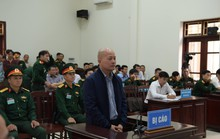 Út trọc được đưa vào Tòa án Quân sự Trung ương trong an ninh thắt chặt