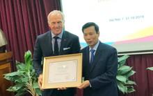 Huyền thoại golf Grey Norman trở thành Đại sứ du lịch Việt Nam