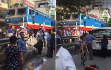 Thanh niên 30 tuổi bị tàu SE5 vừa rời ga Hà Nội tông tử vong