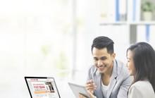Techcombank miễn phí hoàn toàn mọi giao dịch trực tuyến f@st ebank cho doanh nghiệp