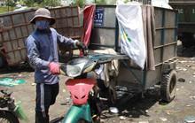 Người thu gom rác dân lập đối diện với nhiều bệnh tật