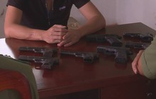 Xem xét kỷ luật lãnh đạo công an huyện vì để cấp dưới lấy trộm súng