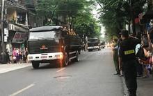 Cấm nhiều tuyến đường Hà Nội để phục vụ lễ Quốc tang nguyên Tổng Bí thư Đỗ Mười