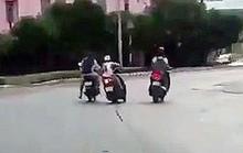 TP HCM: Nam thanh niên bị chém, cướp xe trước cửa nhà