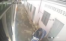 Clip: Hai tên trộm táo tợn vào khu nhà trọ trộm xe máy Exciter