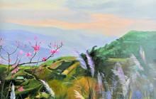 NSND Trà Giang sống cùng hội họa