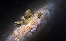 Phát hiện thiên hà ma của nữ thần Gaia tạo ra thế giới