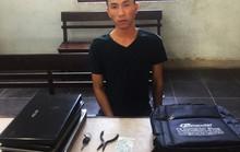 Bắt giữ đối tượng chuyên trộm laptop của sinh viên Đà Nẵng