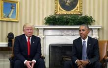 """Ông Trump cũng """"không bao giờ tha thứ"""" cho ông Obama"""