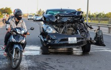Thông tin bất ngờ vụ xe Mazda BT50 tông liên hoàn ở Quảng Nam