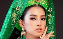 Hoa hậu Tiểu Vy lên đồng tại Miss World 2018