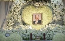 Tang lễ võ lâm minh chủ Kim Dung