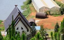 Danh thắng quốc gia hồ Tuyền Lâm tiếp tục bị xới tung