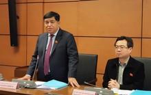 Lần đầu bộ trưởng KH-ĐT và Tài chính nói về Grab