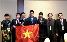 Việt Nam giành HCV Olympic thiên văn học và vật lý thiên văn quốc tế