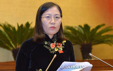 Chủ nhiệm Ủy ban Tư pháp đăng đàn phản hồi tranh luận của Tổng Kiểm toán