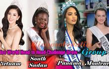 Clip: Hoa hậu Tiểu Vy tại Miss World 2018
