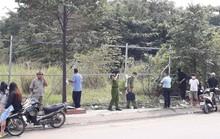 Phát hiện thi thể nữ cháy đen ở bãi cỏ cạnh ngã tư Vũng Tàu