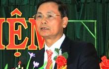 Bắt tạm giam 4 tháng 1 phó chủ tịch xã