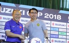 HLV Malaysia chỉ mong có điểm vì ngán 3 ngôi sao tấn công tuyển Việt Nam
