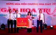 Đại học Đông Á đón nhận Cờ thi đua của Bộ GD&ĐT